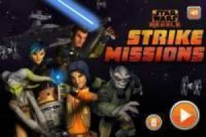 Star Wars Rebels Grève Missions
