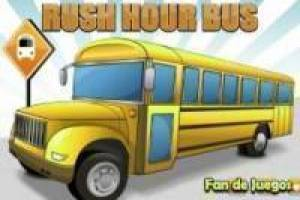 Free Park the school bus Game