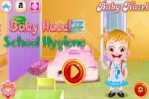 Baby Hazel: Hygiene at school