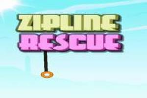 Rope Rescue Unique Puzzle