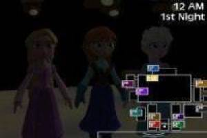 Juego Five Nights at Freddy's at Frozen Gratis