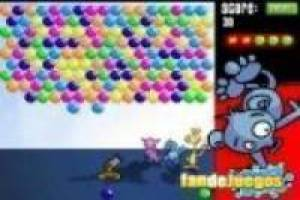 Bubble Shooter de Animales