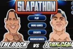 Juego The Rock vs John Cena Gratis