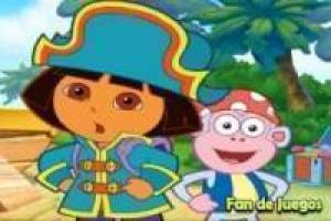 Dora the Explorer Pirate