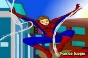 Clothe the new Spiderman