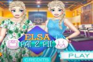 Elsa: Lose Weight for the Dance