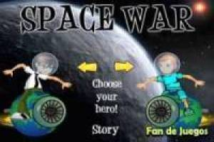 Ben 10 in space war