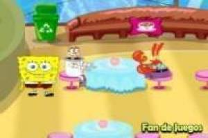 Free SpongeBob: Restaurant Game