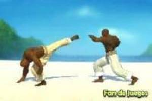 Fight capoeira