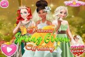 Tiana' s Wedding: Green Spring
