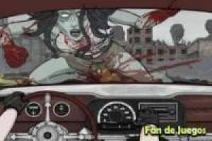 Atropellar zombies al estilo gta
