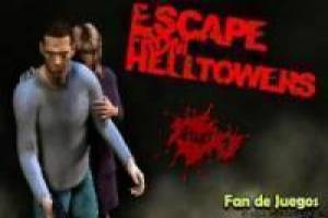 Juego Escape from helltowers Gratis