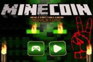 Minecraft: Mine Coin Adventure 2