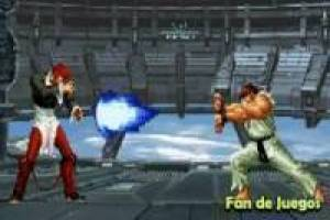 The king of fighters in fatal fury