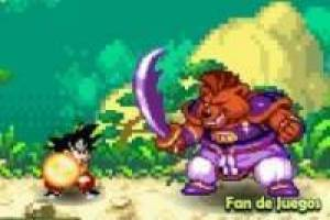 Dragon Ball Fierce 1.1 Luta