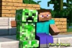 Minecraft: Schlag den Creeper