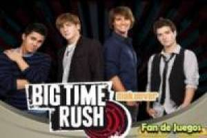 Juego Big time rush, maquillar Gratis