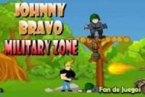 Johnny Bravo Militärzone