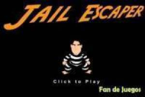 Escaper jail