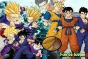Dragon ball: hidden star