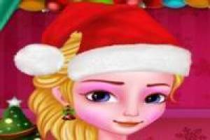 Elsa Frozen Christmas Make