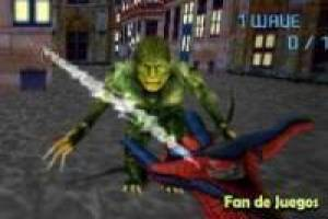 Spiderman: Clones lizards