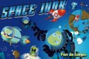 Free Space junk Game