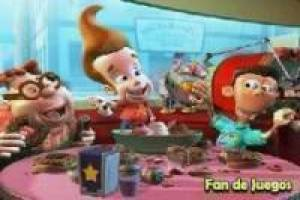 Jimmy neutron: rompecabezas