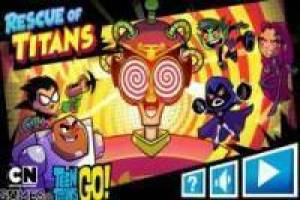 Teen Titans Go: Save the Titans