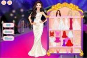 Princesse Barbie sur le tapis rouge