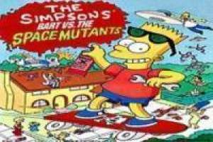 Bart vs space mutants