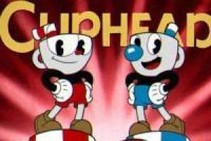 Cuphead VS Villain
