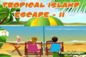 Escapar de la isla tropical 2