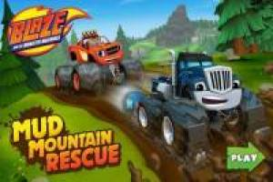 Blaze and the Monster Machines: Mud Mountain Rescue