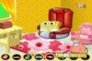 Decorar a casa SpongeBob