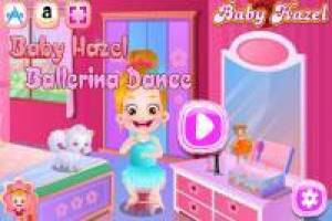 Baby Hazel: Has fun as a dancer