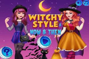 Stile Witchy: di tanto in tanto