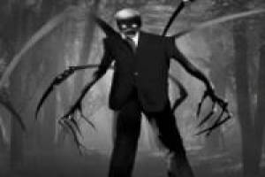 Slenderman runs coming!!