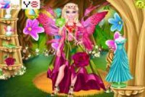 Dress up Vincy with fairy style