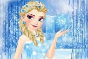 Elsa: Ice Queen Fashion