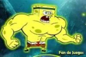 Bob esponja, super transformación