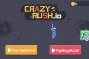 Crazy Rush IO