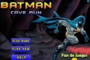 Batman escapa da caverna