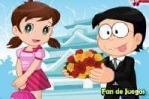 Nobita marries