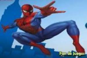 Free Spiderman collects clothing Game