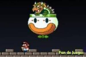 Super Mario Bros against browser