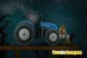 Zombies tractor