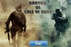 Lettres Call of Duty