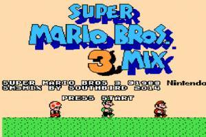 Super Mario Bros 3 mix