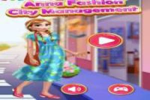 Anna: City of fashion